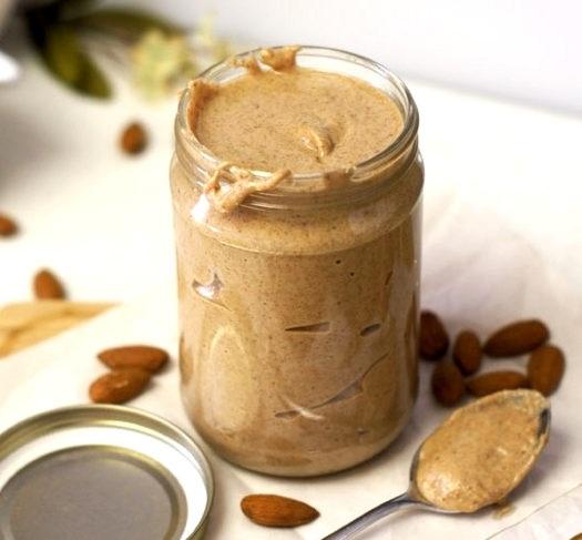 almond butter spread