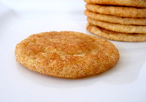 Cinnamon Sugar Cookie Recipe »Blender Insider