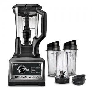 Vitamix vs Ninja best blenders