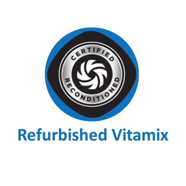 refurbished vitamix reconditioned