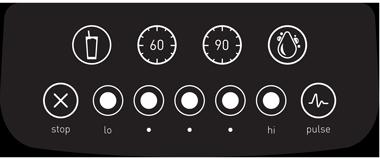 575 control panel