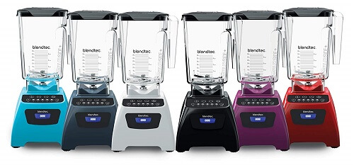 Blendtec 575 Blender Colors