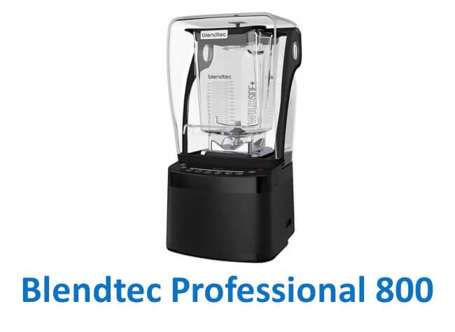 blendtec professional 800 featured