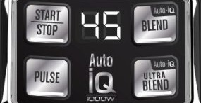 Auto iQ Control Panel