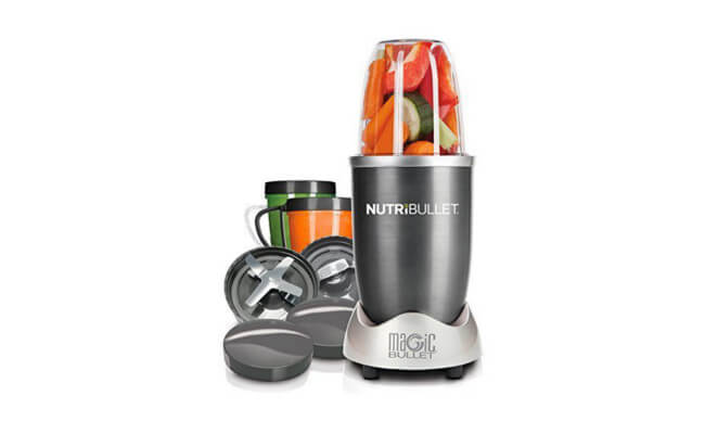 magic bullet nutribullet featured