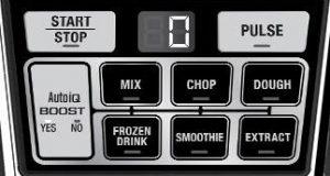 Ninja 4-in-1 Control Panel Blender