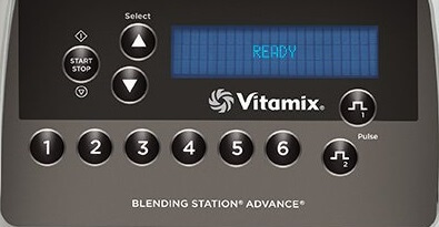 Blending Station Advance Control Panel