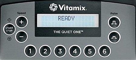 Quiet One Control Panel
